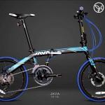 Java Fit 18s – Xe đạp gấp sang trọng bậc nhất của Java Bike