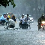 XE ĐẠP GẤP phương tiện di chuyển mùa mưa bão