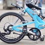 Những khách hàng khi mua xe đạp gấp đều chủ quan về cách sử dụng