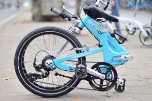 xe đạp được gấp gọn