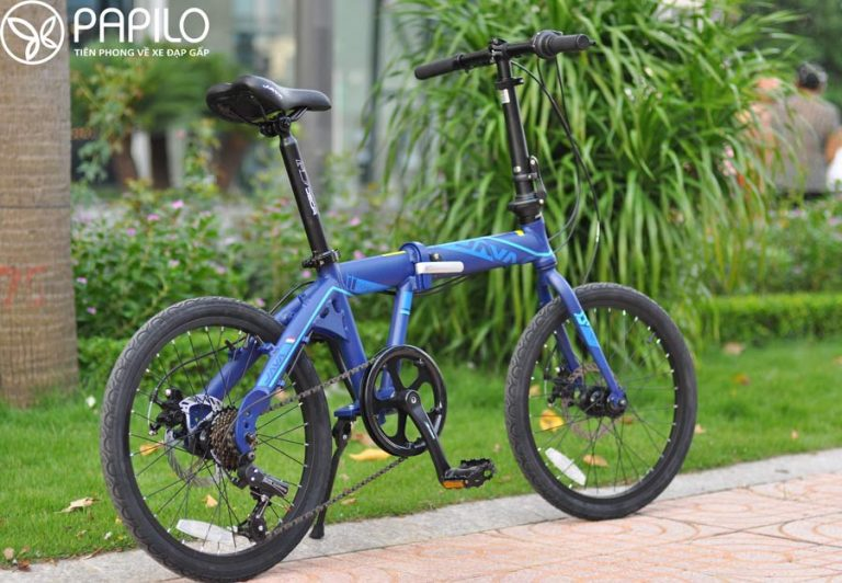 Xe đạp cho học sinh gấp gọn lại được – Java TT