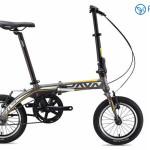 Java X3 – xe đạp gấp nhỏ nhất trên thị trường