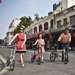 Xe đạp gấp dành cho những lứa tuổi nào?