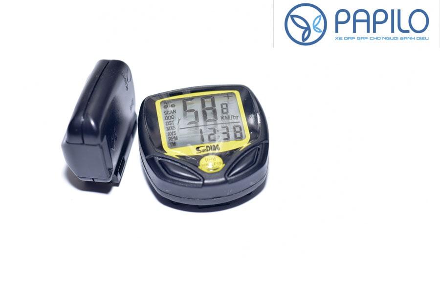 đồng hồ đo tốc độ
