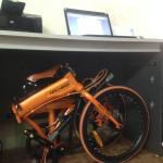 Một ngày với xe đạp gấp Hachiko HA 01