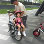 SINGAPORE – Đất nước của xe đạp gấp