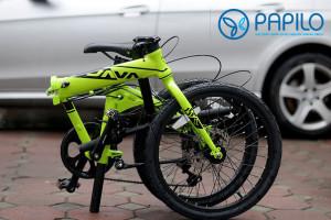 Xe đạp gấp java TT 7S
