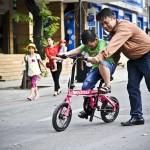 7 lý do phụ huynh nên mua xe đạp gấp cho con ngay bây giờ