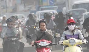 đạp xe để bảo vệ môi trường