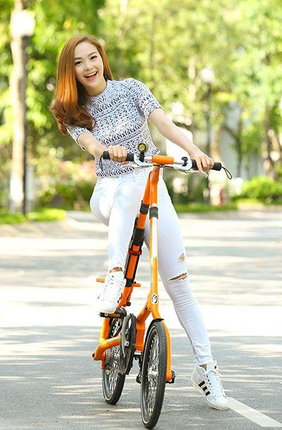 lựa chọn xe đạp thể thao