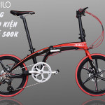 Tri ân khách hàng dịp cuối năm-tặng bộ phụ kiện khi mua xe đạp gấp