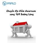 Thông báo chuyển địa điểm xe đạp gấp Papilo tại Hà Nội từ 4/2/2017