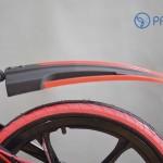 Phụ kiện xe đạp – Chắn bùn nhựa sọc màu