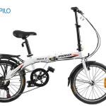Xe đạp gấp Fornix 20 Pra2 (khung cong)