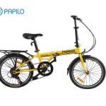 Xe đạp gấp Fornix 20 Pra3 (khung thẳng)