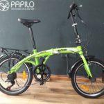 Xe đạp gấp Fornix 20 Prava (khung cong)