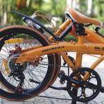 Trải nghiệm hai ngày tại Tam Đảo cùng xe đạp gấp