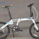 Tưởng tượng sẽ ra sao khi cưỡi trên chiếc xe đạp gấp Java Fit 18s