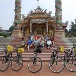5 điểm đến cho du lịch bằng xe đạp gấp nhất định phải thử qua