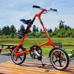 Xe đạp gấp Strida – 30 năm không ngừng cải tiến