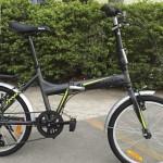 Xe đạp gấp Java Betta