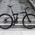 Xe đạp thể thao gấp gọn Java Strada – mono fork
