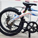 Hướng dẫn gấp xe đạp Java TT