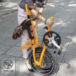 Video hướng dẫn biến hình xe đạp gấp Strida trong 10 giây