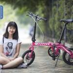 3 mẫu xe đạp gấp nhất định nên mua cho con ngày quốc tế thiếu nhi
