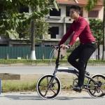 3 lợi ích về xe đạp gấp audi cho người thành đạt