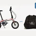 Túi đựng xe đạp – phụ kiện không thể thiếu cho xe đạp gấp
