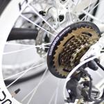Làm thế nào để xe đạp gấp sau 20 năm sử dụng vẫn như mới