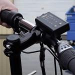 E-pakiT- chiếc xe đạp điện gấp đầu tiên có thể mang lên máy bay
