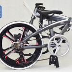 So sánh xe đạp gấp Modulo (Honda) và xe đạp gấp Audi (Audi)