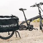 Xe đạp gấp chở hàng đầu tiên đã ra đời mang tên TERN CARGO NODE