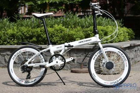 Xe đạp gấp Hachiko HA04 - Xe đạp gấp Nhật Bản