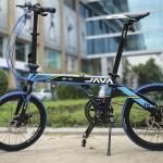 Bỏ xe máy, người dân thành phố sẽ đi xe gì? – Xe đạp gấp Papilo