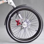 Hướng dẫn căn chỉnh phanh xe đạp gấp