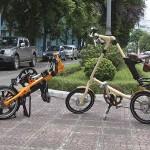 """Strida LT: Chiếc xe đạp gấp mang 4 nét """"sang chảnh"""" của quý cô"""