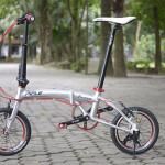 Xe đạp bánh nhỏ yên cao – làn gió mới thổi vào thị trường xe đạp