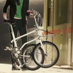 Review về xe đạp gấp Vello