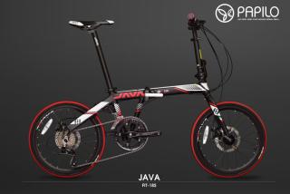 Xe đạp gấp Java Fit 18s - Xe đạp thể thao gấp gọn