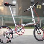 Xe đạp gấp FNHON GUST – cơn lốc từ Rumani