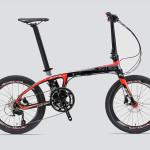 Xe đạp gấp siêu nhẹ – Sava Z1Carbon (20 tốc độ)