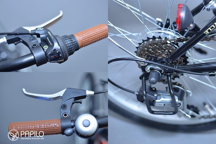 bo-de-xe-dap-gap-smart-sc07-papilo