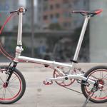 Năm 2018, nên mua xe đạp gấp bánh to hay bánh nhỏ?