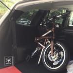 Jaunty- xe đạp gấp siêu nhẹ của các kĩ sư người Áo
