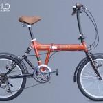 Xe đạp gấp Nhật Bản – Smart SC07