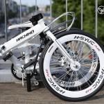 Xe đạp gấp Nhật Bản hàng chính hãng giá rẻ