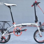 Tôi 80kg, đi xe đạp bánh nhỏ có được không?